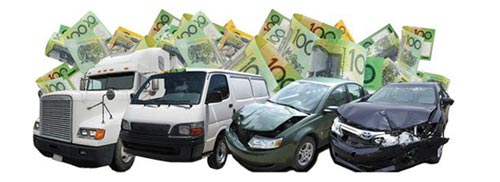 cash for wrecked cars Werribee